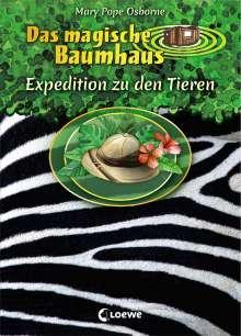 Mary Pope Osborne: Das magische Baumhaus - Expedition zu den Tieren, Buch