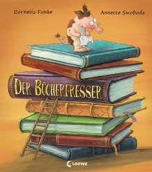 Cornelia Funke: Der Bücherfresser, Buch