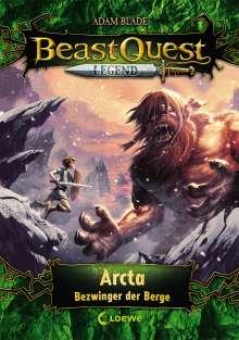 Adam Blade: Beast Quest Legend (Band 3) - Arcta, Bezwinger der Berge, Buch