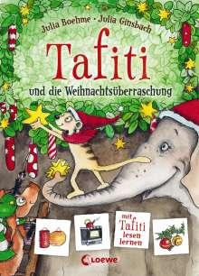 Julia Boehme: Tafiti und die Weihnachtsüberraschung, Buch