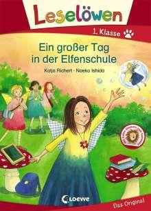 Katja Richert: Leselöwen 1. Klasse - Ein großer Tag in der Elfenschule, Buch
