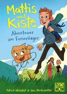 Patrick Wirbeleit: Mattis & Kiste - Abenteuer im Ferienlager, Buch