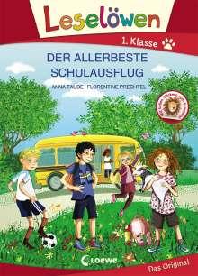 Anna Taube: Leselöwen 1. Klasse - Der allerbeste Schulausflug, Buch