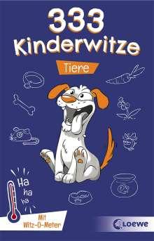 333 Kinderwitze - Tiere, Buch