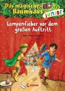 Mary Pope Osborne: Das magische Baumhaus junior 23 - Lampenfieber vor dem großen Auftritt, Buch