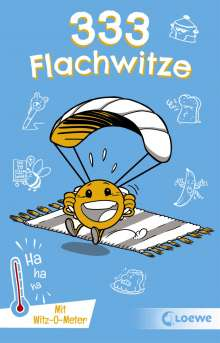 333 Flachwitze, Buch