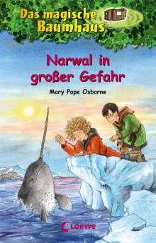 Mary Pope Osborne: Das magische Baumhaus 57 - Narwal in großer Gefahr, Buch