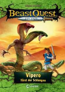 Adam Blade: Beast Quest Legend (Band 10) - Vipero, Fürst der Schlangen, Buch