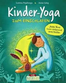 Lorena Pajalunga: Kinder-Yoga zum Einschlafen, Buch