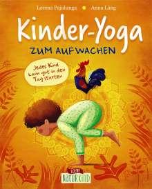Lorena Pajalunga: Kinder-Yoga zum Aufwachen, Buch