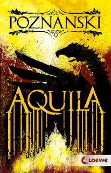 Ursula Poznanski: Aquila, Buch