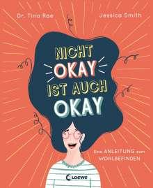 Tina Rae: Nicht okay ist auch okay, Buch