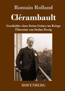 Romain Rolland: Clérambault, Buch