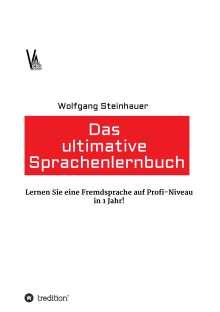 Wolfgang Steinhauer: Das ultimative Sprachenlernbuch, Buch