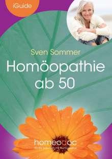 Sven Sommer: Homöopathie ab 50, Buch