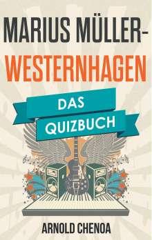 Jamie Bennet: Marius Müller-Westernhagen, Buch