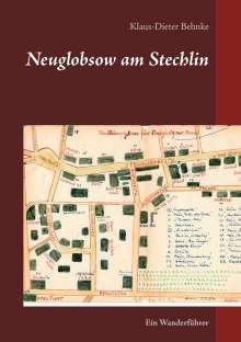 Klaus-Dieter Behnke: Neuglobsow am Stechlin, Buch