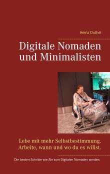 Heinz Duthel: Digitale Nomaden und Minimalisten, Buch