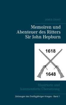 Memoiren und Abenteuer des Ritters Sir John Hepburn, Buch