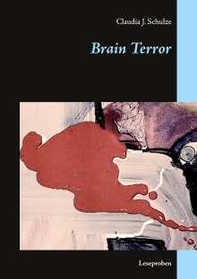 Claudia J. Schulze: Brain Terror, Buch