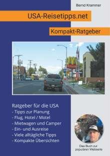 Bernd Krammer: USA-Reisetipps.net, Buch