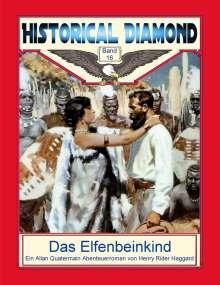H. Rider Haggard: Das Elfenbeinkind, Buch