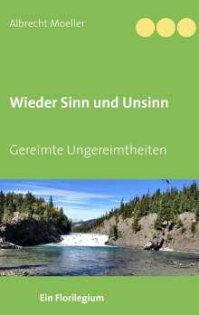 Albrecht Moeller: Wieder Sinn und Unsinn, Buch