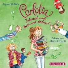 Dagmar Hoßfeld: Internat und Kuss und Schluss?, 2 CDs