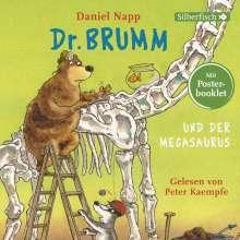 Daniel Napp: Dr. Brumm und der Megasaurus und weitere Geschichten, CD