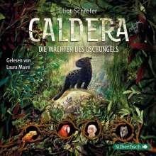 Die Wächter des Dschungels, 5 CDs