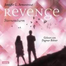 Jennifer L. Armentrout: Revenge. Sternensturm, 2 CDs