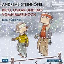 Andreas Steinhöfel: Rico, Oskar und das Vomhimmelhoch - Das Hörspiel, 2 CDs