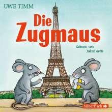 Uwe Timm: Die Zugmaus, CD