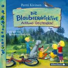 Pertti Kivinen: Die Blaubeerdetektive  2: Achtung Geisterelch!, CD