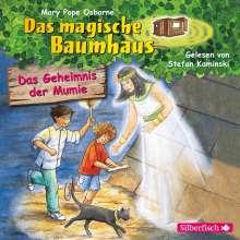 Das magische Baumhaus-Das Geheimnis der Mumie Bd, CD