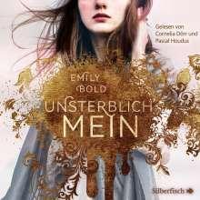Emily Bold: The Curse 1: UNSTERBLICH mein, 2 CDs