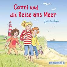 Julia Boehme: Conni und die Reise ans Meer, CD