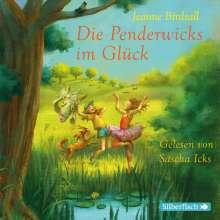 Jeanne Birdsall: Die Penderwicks 5: Die Penderwicks im Glück, 4 CDs