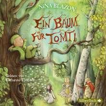 Nina Blazon: Ein Baum für Tomti, CD