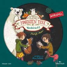 Margit Auer: Die Schule der magischen Tiere 09: Versteinert!, CD