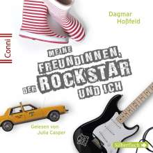 Dagmar Hoßfeld: Conni 15 5: Meine Freundinnen, der Rockstar und ich, CD