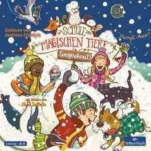 Margit Auer: Die Schule der magischen Tiere: Eingeschneit! Ein Winterabenteuer, CD