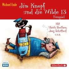 Jim Knopf Und Die Wilde 13 (WDR HSP), 3 CDs