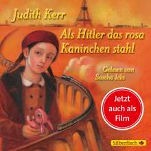 Judith Kerr: Als Hitler Das Rosa Kaninchen Stahl, CD