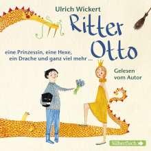 Ulrich Wickert: Ritter Otto,Eine Prinzessin, CD