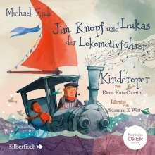 Ende: Jim Knopf & Lukas der Lokomotivführer Kinderoper, CD