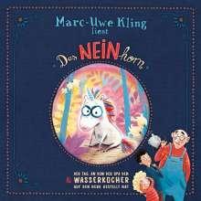 Marc-Uwe Kling: Das NEINhorn, Der Tag, an dem der Opa den Wasserkocher auf den Herd gestellt hat, CD