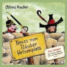 Neues Vom Räuber Hotzenplotz-Das Hörspiel, 2 CDs