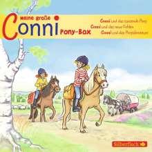 Julia Boehme: Meine große Conni-Ponybox, CD