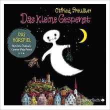 Otfried Preußler: Das kleine Gespenst - Das Hörspiel, CD